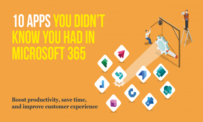 Boost productivity with Office 365