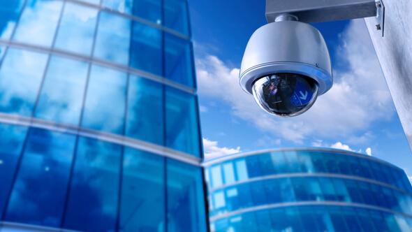 Edmonton Security Camera Installation